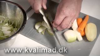 Download Basissuppe - juliennesuppe - minestrone - grøntsagssuppe Video