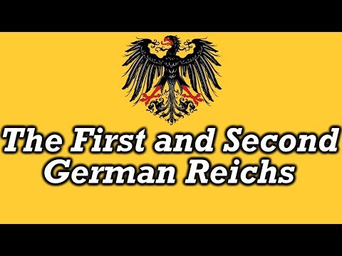 What Were the 1st and 2nd Reichs?