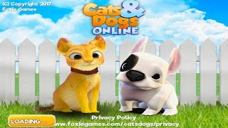 Download 👍🐈Cat and 🐕Dog Online - Simulator-By Foxie Games Casual Action & Adventure-Android👍 Video