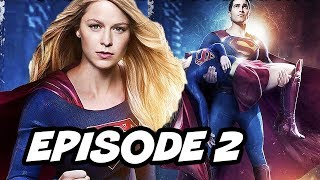 Download Supergirl Season 2 Episode 2 - Superman TOP 10 WTF and Easter Eggs Video