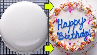 Download Bake like a pro with these 7 simple cake hacks! | Summer 2018 | Food Hacks by So Yummy Video