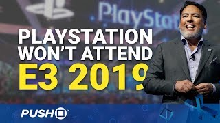 Download E3 2019: Sony Cancels Press Conference and Bins Booth | PS5, PS4 Video