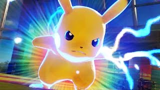 Download Pokken Tournament ALL CHARACTERS BURST ATTACKS (Pokemon Specials) + Shadow Mewtwo Video
