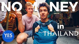 Download Introvert Abandoned with No Money in Thailand for 24 Hours!! Video