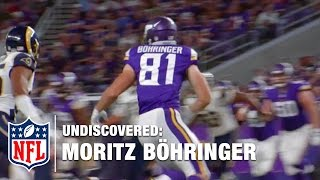 Download Moritz Böhringer with the Minnesota Vikings | NFL Undiscovered Video