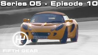 Download Fifth Gear: Series 5 - Episode 10 Video