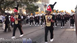 Download Grambling World Famed Marching Band - 2016 Bayou Classic Parade Video