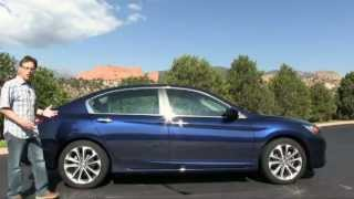 Download 2014 Honda Accord Review Video