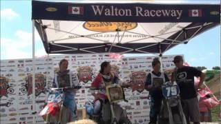 Download Walton TransCan Ladies Second Moto Kassie vs. Denaye Giroux Video