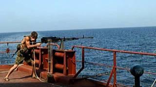 Download Preparing for Somali Pirate Attack Video