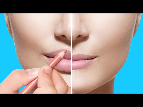 30 BEST BEAUTY HACKS TO LOOK FLAWLESS || Face And Body DIY Ideas