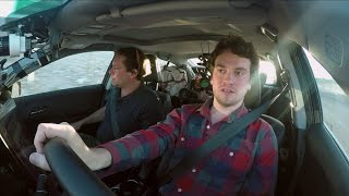 Download Here's What Happens When You Road Trip to Vegas in a Homemade Self-Driving Car Video