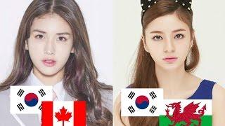 Download Mixed Korean Female Idols Video