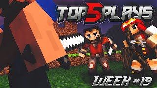 Download Minecraft PvP - Top 5 Plays of the Week #19 Video