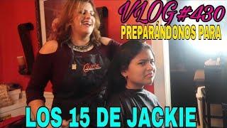 Download VLOG#430 PREPARÁNDONOS PARA LOS 15 DE JACKIE Video