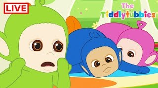 Download Teletubbies LIVE ★ NEW Tiddlytubbies 2D Series ★ Episodes 5-9 Tiddlytubbies Party★ Cartoon for Kids Video