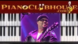 Download 🎹How to play ″ALL AROUND″ by Israel Houghton & New Breed (easy gospel piano tutorial lesson) Video