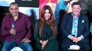 Download Paresh Rawal & Rishi Kapoor's FUNNY Moments At Patel Ki Punjabi Shaadi Movie Trailer Launch Video