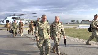 Download SACEUR General Curtis M. SCAPARROTTI visited Kosovo Video