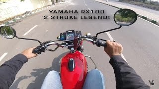Download 2 STROKE KING! - 1996 YAMAHA RX100 RIDE! Video