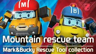 Download MARK&BUCKY Rescue tool Collection | #Mountain rescue team | Robocar POLI Video