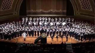 Download Entrance, Traditionals - Michigan Marching Band 2011 @ Band-O-Rama Video