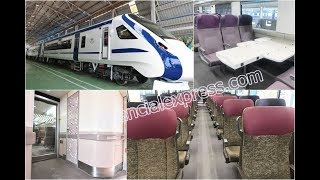 Download Train 18 exclusive first impressions: India's 1st engine-less train is world-class all the way! Video
