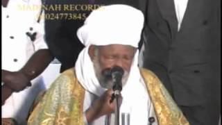 Download Sheikh Dahiru Bauchi Shigowar Izala Nigeria 2/2 Video