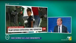 Download Immigrazione, Morelli (Lega): 'Immagini che vengono dagli USA fanno schifo, quante volte devo ... Video