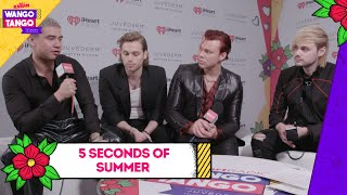 Download 5 Seconds Of Summer Talks About The New Vibe Of The Upcoming Album At Wango Tango Video