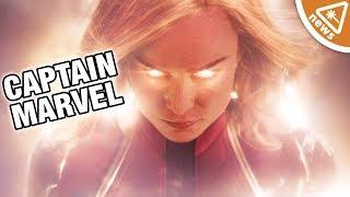 Download Captain Marvel Teaser Trailer Breakdown (Nerdist News w/ Jessica Chobot) Video