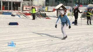 Download Klassisches Langlauftraining in Ramsau, rts-salzburg.at Video
