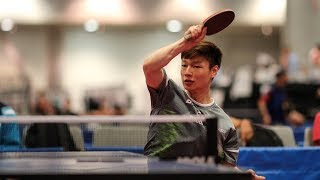 Download 2018 US National Table Tennis Championships - Day 1 (Singles Round of 32 & 16) - Table 1 Video