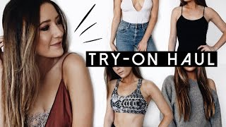 Download FALL/WINTER TRY-ON HAUL! | Caitlin Bea Video