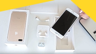 Download UNBOXING IPHONE 7 PLUS Video
