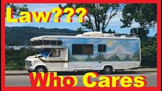 Download Shutting Down Walmart Camping RV Living Full Time / Van Life Nomad Video