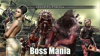 Download Public Assembly Boss Mania Excella Solo 150 kills | Resident Evil 5 Mercenaries PC Video