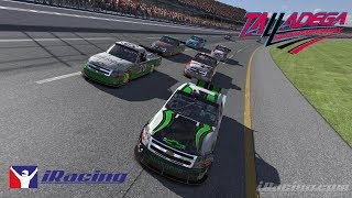 Download iRacing - Talladega Truck Racing with the CM20 Crew and Herd Video