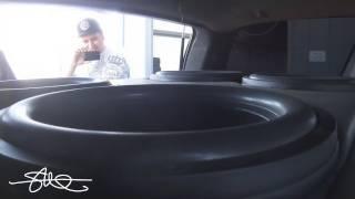 Download WOOFER PORN 30,000 Watt Car Sound System BASS DEMO 4 18″ Subwoofers Video