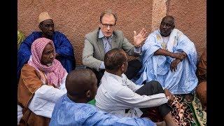Download Visite au Mali du Sous-Secrétaire général de l'ONU aux droits de l'Homme, M. Andrew Gilmour Video