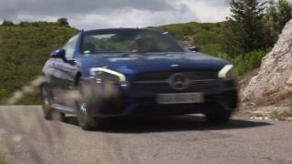 Download Essai Mercedes 500 SL 2016 par leblogauto Video
