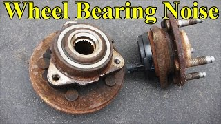 Download How to Check a Wheel Bearing (Sound, play in the wheel, ABS light) Video