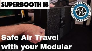 Download Superbooth 2018: Airline Friendly Eurorack Case from Submodular Systems Video