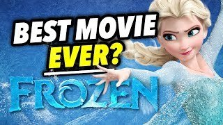 Download Why FROZEN May Be The BEST MOVIE EVER!   Film Legends Video