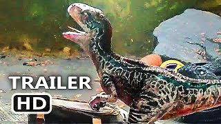Download JURASSIC WORLD 2 ″Blue's Baby″ Trailer (2018) Chris Pratt, Fallen Kingdom Action Movie HD Video
