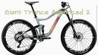 Download 2018 Giant Trance Advanced 2 Review riding around Fullerton Loop. Video