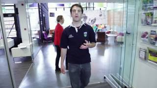 Download UCD, Dublin campus tour with student ambassadors Video