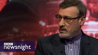 Download Iran's UK ambassador on Syria - BBC Newsnight Video