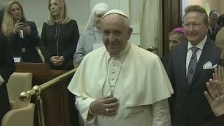 Download 2014 a banner year for Pope Francis. Video