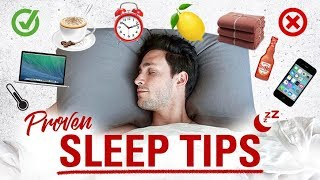 Download Proven Sleep Tips | How to Fall Asleep Faster | Doctor Mike Video